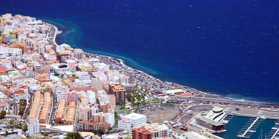 Municipios de La  Palma